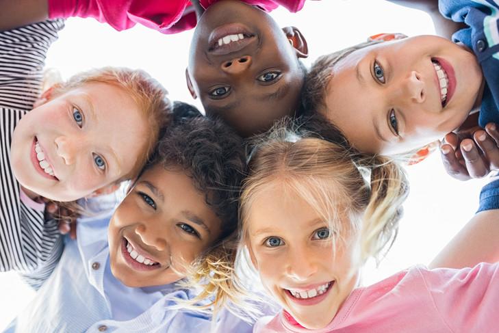 Massage pour enfants et adolescents